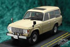 [First43 1/43] Toyota Landcruiser 60 Series 1982 Beige F43-072
