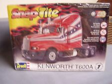 Revell #1958 - Kenworth T600A kit.  1/32 scale.