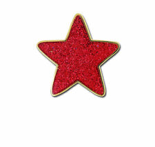 Glitter Star School Badge