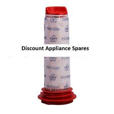 Genuine Bosch Athlet Cordless Vacuum Cleaner Microsan Stick Filter 00754176