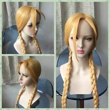 Street Fighter - Cammy cosplay anime Wig Free shipping