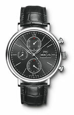 IWC Portofino Chronograph Automatic Gents Watch IW391008 - RRP £4550 - BRAND NEW