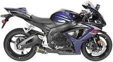 Two Brothers 08-10 Suzuki GSXR 600/750 Carbon Fiber Slip-On Exhaust GSX-R CF