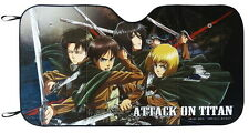 Anime Attack on Titan Car Sun Shade TT01 Meiho from Japan New F/S