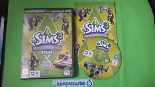 THE SIMS 3 III DESIGN & HIGH-TECH STUFF / PC DVD-ROM /MAC / COMPLET