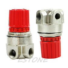 NEW Precision Voltage Regulator Air Compressor Switch Sealed Red V-Ring Pistons
