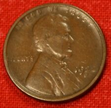 1922-D LINCOLN WHEAT CENT PENNY F SCARCE DATE BEAUTIFUL COLLECTOR COIN LW915