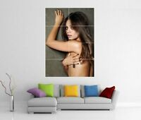 MILA KUNIS TOPLESS GIANT WALL ART PRINT PICTURE PHOTO POSTER J66