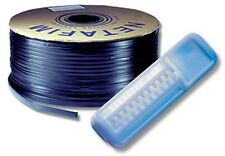 "1500ft Drip Tape Irrigation 8mil 12"" spacing Netafim Streamline soaker water"