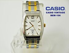 VINTAGE CLASSIC  CASIO COLLECTION BEM-106 BESIDE
