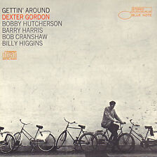 DEXTER GORDON - GETTIN' AROUND (US JAZZ CD REISSUE)