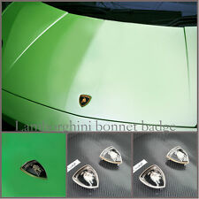 Lamborghini gallardo bonnet badge/murcielago badge/Lamborghini kit car badge