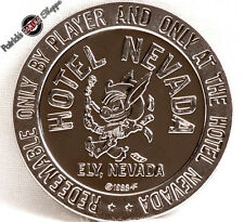 $1 PROOF-LIKE SLOT TOKEN HOTEL NEVADA CASINO 1966 FRANKLIN MINT ELY NV COIN NEW