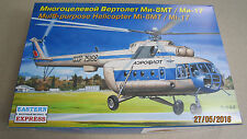 Multi-purpose helicopter Mi-8MT/Mi-17      1/144 Eastern Express  # 14500
