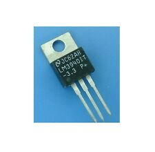 10 Pcs LM3940IT-3.3 LM3940IT IC Reg Ldo 3.3V 1A TO220 Nuevo