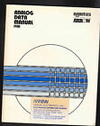 Analog Data Manual 1981 Signetics Arrow Great Reference