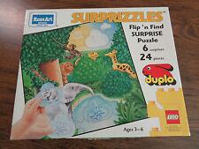 Surprizzles Flip 'n Find Duplo LEGO 24 Piece Jigsaw Puzzle