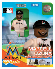 Marcell Ozuna OYO Miami Marlins MLB Mini Figure NEW G4