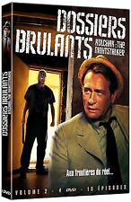 DVD DOSSIERS BRULANTS VOLUME 2  NEUF DIRECT EDITEUR