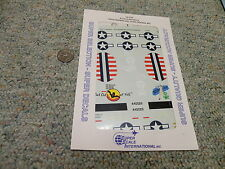 Superscale  decals 1/72 72-783 B-24J Liberators 321st 819th 30th   H109