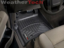 WeatherTech® DigitalFit FloorLiner - Ford F-150 Regular Cab - 2009-2010 - Black