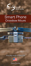 Smartphone cell phone Crossbow Mount Mathews, Ten Point, PSE, Barnett