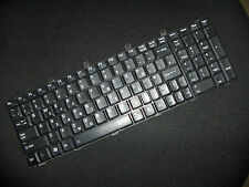 Toshiba Satellite M60 M65 black UK and Greek GR Black Keyboard Layout