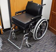 QUICKIE Q2-0156415 WHEELCHAIR WITH EXTRA CUSHION ! P218