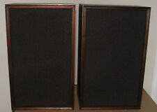 "Vintage Utah MK17 Musicaire Series 12"" 3 Way Acoustic Suspension System Speakers"