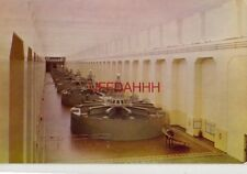 GENERATORS AT BONNEVILLE DAM POWER HOUSE with total capacity of 518,400 k.w.