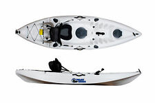 SIT ON TOP GALAXY CRUZ KAYAK NEW 2016 MODEL WITH FREE TROLLEY