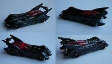Hot Wheels - Batmobile schwarz Batman