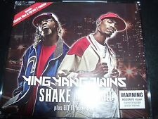 Yong Yang Twins Shake Ft Pitbull Australian Remixes CD Single