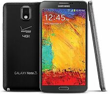 Samsung Galaxy Note 3 SM-N900V - 32GB - Black (Verizon) Smartphone New other LTE