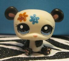 Littlest Pet Shop #2225 SPARKLE Panda Bear
