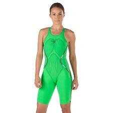 New Size 24 Speedo Women's LZR Racer X Closed Back Kneeskin Tech Suit