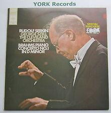72718 - BRAHMS - Piano Concerto No 1 SERKIN / SZELL Cleveland O - Ex LP Record