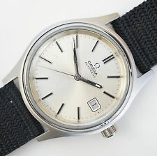38mm vintage Omega watch stainless steel Seamaster automatic