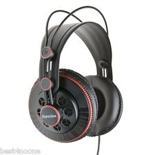 Superlux HD681 3.5mm Jack Bass Headphones with Adjustable Headband 9ft Cable