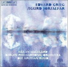 Grieg: Sigurd Jorsalfar, New Music