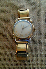 Vintage Wilka Genève Unisex Wristwatch 17 Jewel Swiss Manual Wind