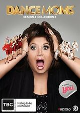 DANCE MOMS - SEASON 4 COLLECTION 3   -  DVD - UK Compatible - New & sealed