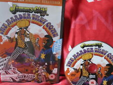 The Harder They Come. Classic 1972 Indie Jamaican World Cinema Film Drama R2 DVD