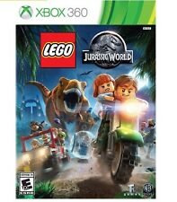 LEGO Jurassic World - Xbox 360 Standard Edition...Video Games New Fast Shipping