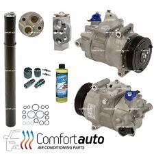 NEW A/C Compressor Kit Fits: 2006 - 2010 VW Jetta L4 2.0L Turbocharged