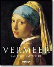 Vermeer 1632-1675 Veiled Emotions Complete Paintings [PB 1994] Norbert Schneider