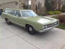 1969 Ford Country Sedan Country Sedan