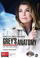 Grey's Anatomy : Season 12 (DVD, 6-Disc Set) NEW
