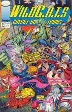 WildC.a.t.s. - Covert Action Team (1992-1998) #3