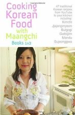 Cooking Korean Food With Maangchi - Books 1&2: From Youtube To Your...  (NoDust)
